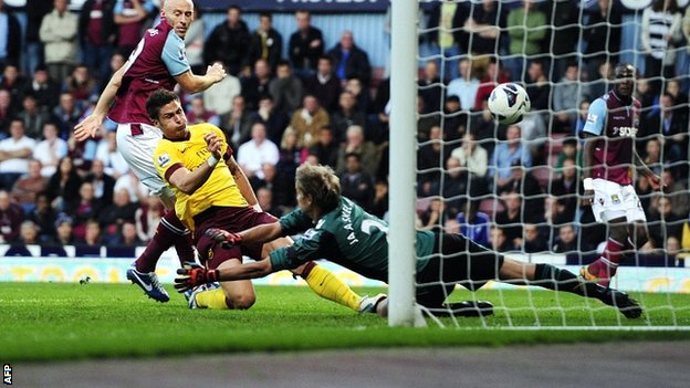 Giroud at his very best: we need more of this Ollie!!
