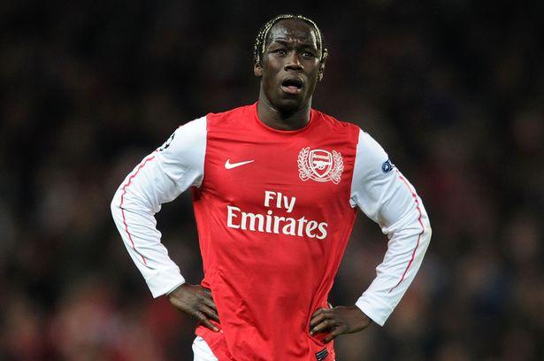 Bacay+Sagna+of+Arsenal