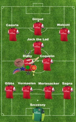 Oz Gunner's attempts to keep Diaby fit have unfortunately not worked... :(