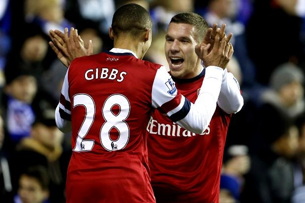 Gibbs and Pod to rediscover their previous excellent partnership?
