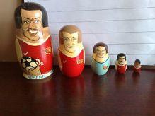 Arsenal's 'Russian Dolls of Evolution'