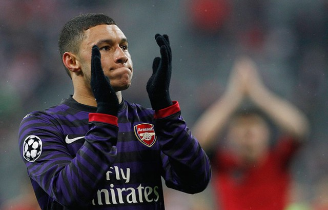 The Ox: ready to add the extra spark next season?