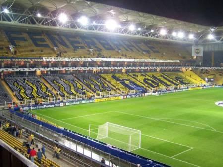 Fenerbahce's Sukru Saracoglu Stadium