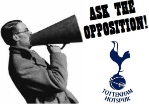 Ask the opposition - spurs (1)