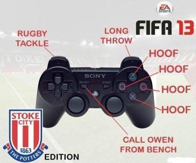 stoke playstation controller