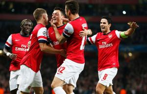 Arsenal-form