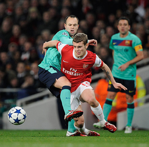 Arsenal-v-Barcelona-011