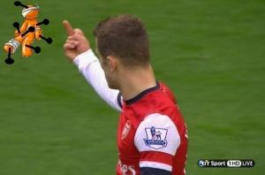 pre-match finger - injury curse
