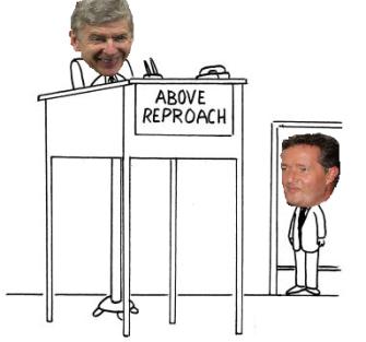 Arsenal bias