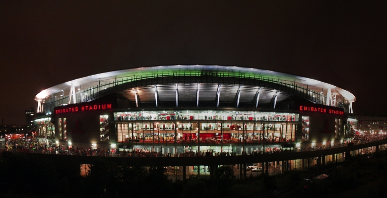 Welcome to your new home of football, Petr