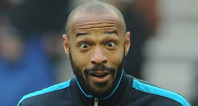 Does Thierry know what Arsene's plans for the summer are? :)