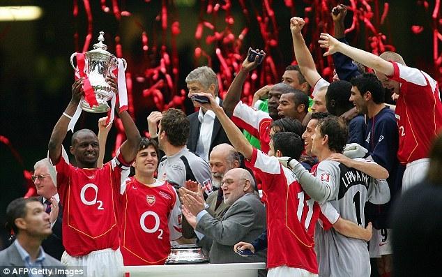 2005 FA Cup win