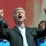 He got his man! Well done Arsene and team to get one of the very best in the world to the home of football and so early on as well!