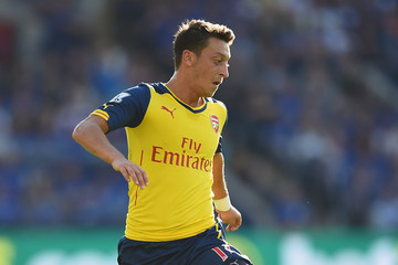 Great to have Mesut back again.