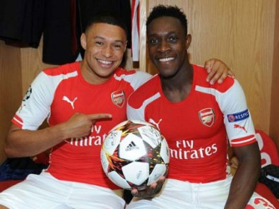 Two great guys, but will they still be at Arsenal in 2017?