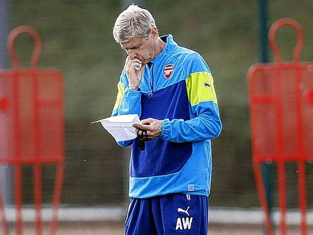 Is Arsene changing our system and style of play?