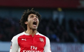 Mohamed-Elneny-Arsenal