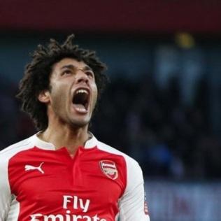 Mohamed-Elneny-Arsenal