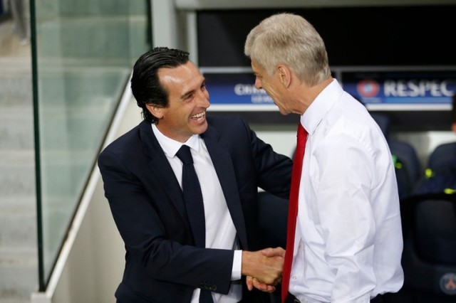 Arsene and Emery