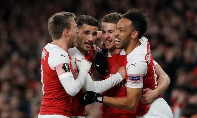 Four of Arsenal