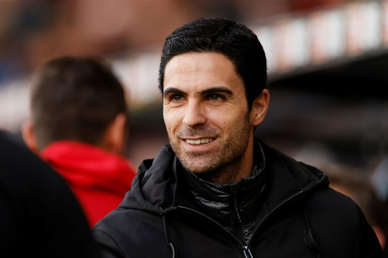 arteta in black
