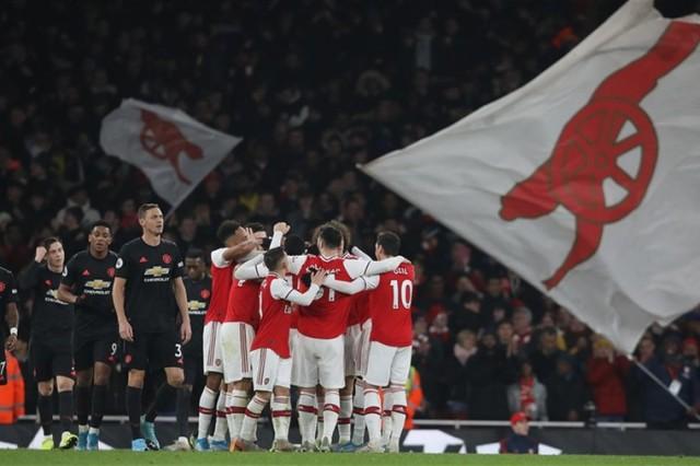 Arsenal together