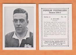 Joe Hulme card (1)