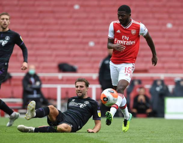 Arsenal v Charlton Athletic: Friendly