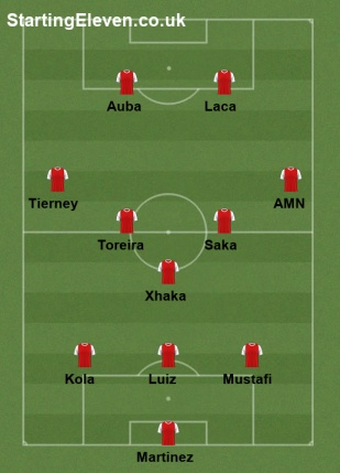 arsenal v Leicester