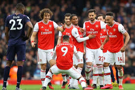 Arsenal v Man City 2