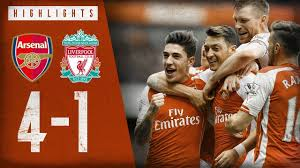 Liverpool v Ars 4