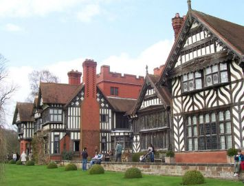 wolves Wightwick_Manor_Wolverhampton